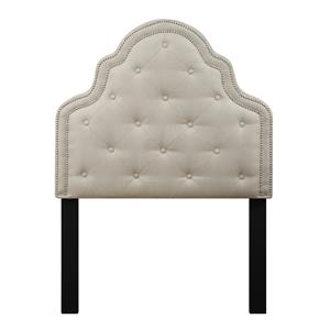 Samuel Lawrence Lily Twin Upholstered Headboard