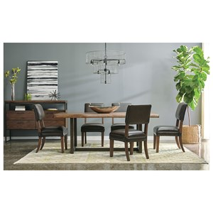 Samuel Lawrence Lincoln Park Casual Dining Room Group