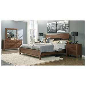 Samuel Lawrence Lincoln Park Queen Bedroom Group