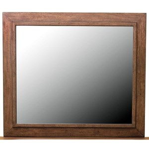 Samuel Lawrence Lincoln Park Landscape Mirror