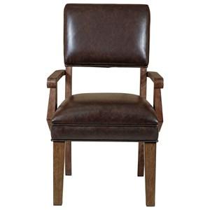 Samuel Lawrence Lincoln Park Arm Chair
