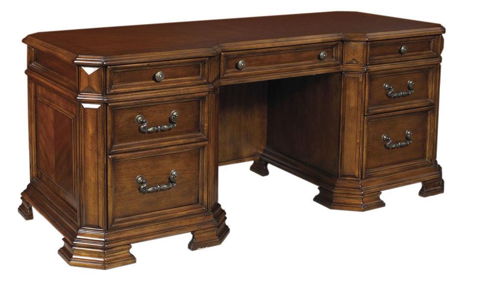 Samuel Lawrence Madison Library Desk  - Item Number: 4455-917