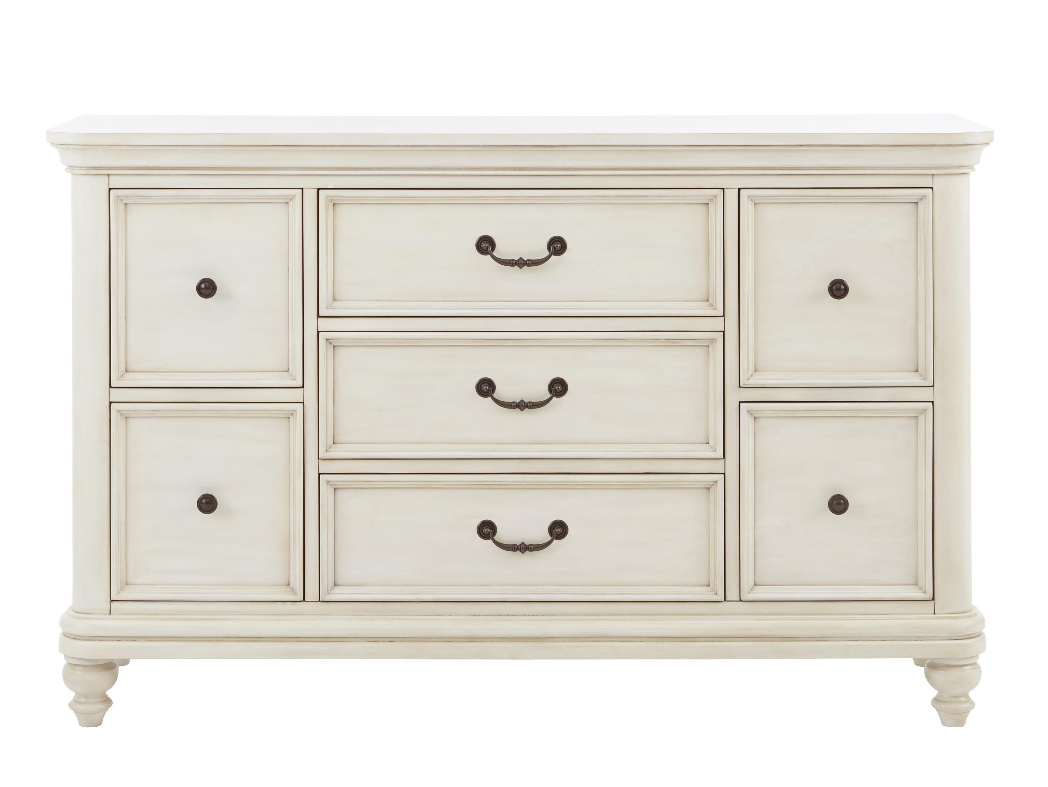Kidz Gear Everly Drawer Dresser - Item Number: 8890-410