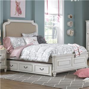 Samuel Lawrence Madison Twin Trundle Bed