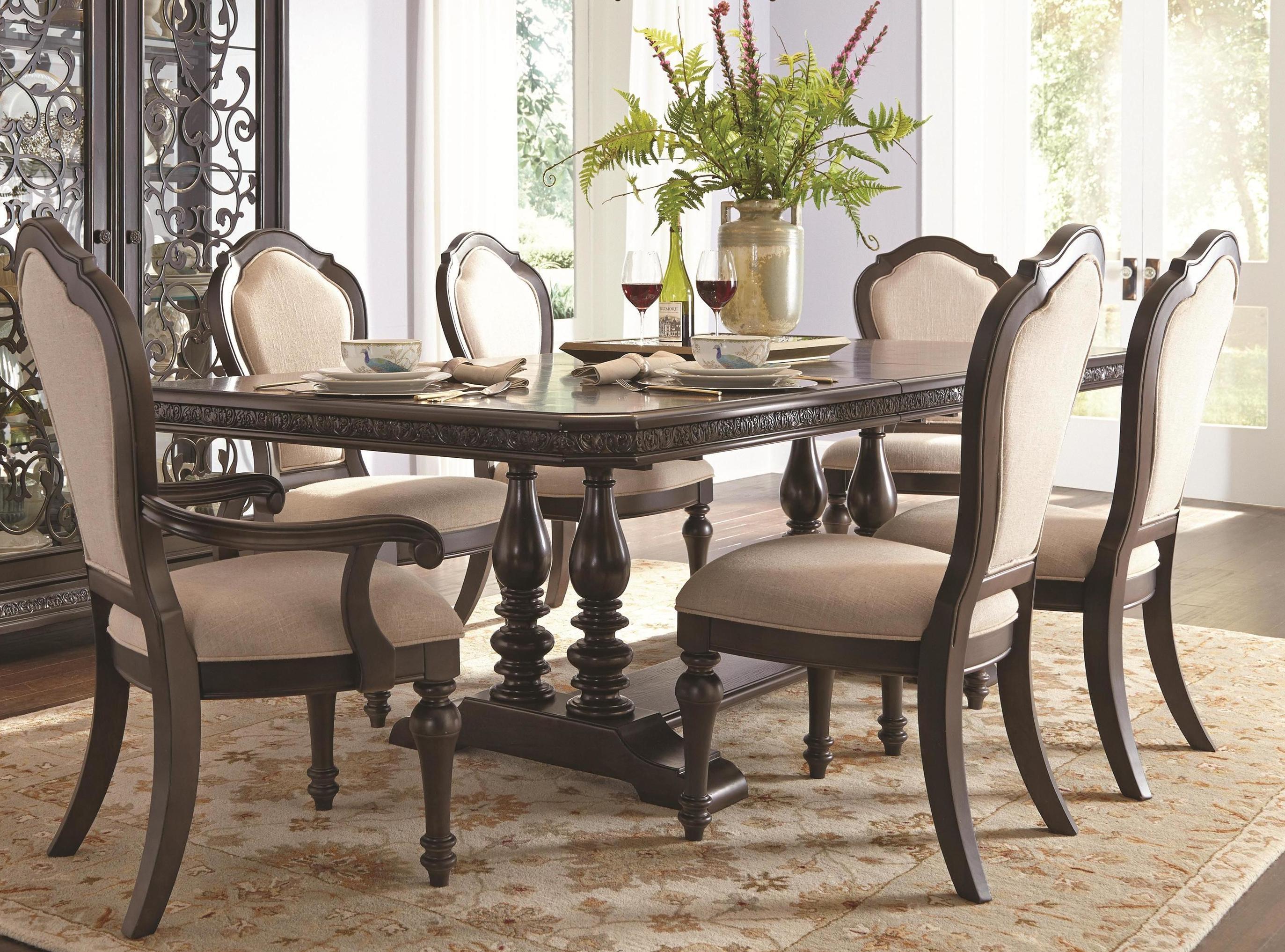 Morris Home Furnishings Monaco Monaco 5-Piece Dining Set - Item Number: 358228623