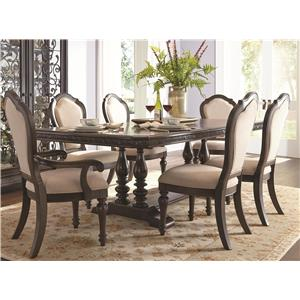Morris Home Furnishings Monaco Monaco 5-Piece Dining Set