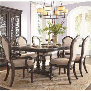 Samuel Lawrence Monarch Table & Chair Set