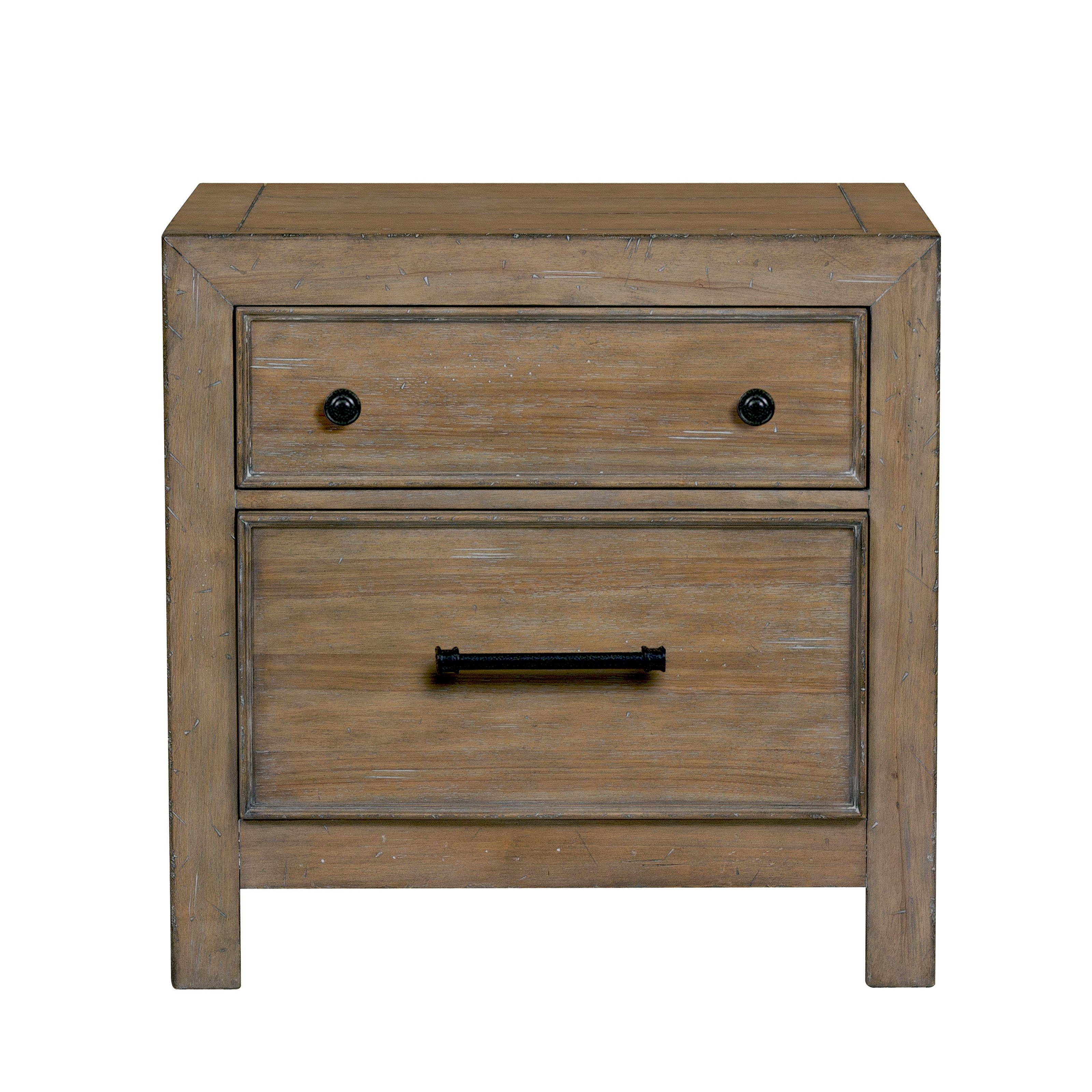 Morris Home Furnishings Oregon District Oregon District Nightstand - Item Number: 114108394