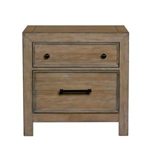 Morris Home Furnishings Oregon District Oregon District Nightstand