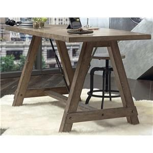 Morris Home Furnishings Oregon District Oregon District Sawhorse Desk