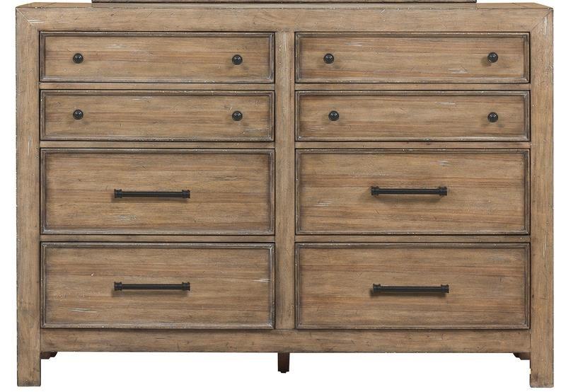 Morris Home Furnishings Oregon District Oregon District Dresser - Item Number: 398050449