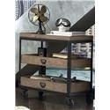 Morris Home Furnishings Oregon District Oregon District Accent Cart - Item Number: 880996632