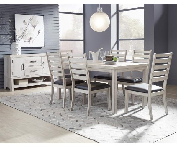 Mayfield Mayfield 5-Piece Dining Set by Samuel Lawrence at Morris Home