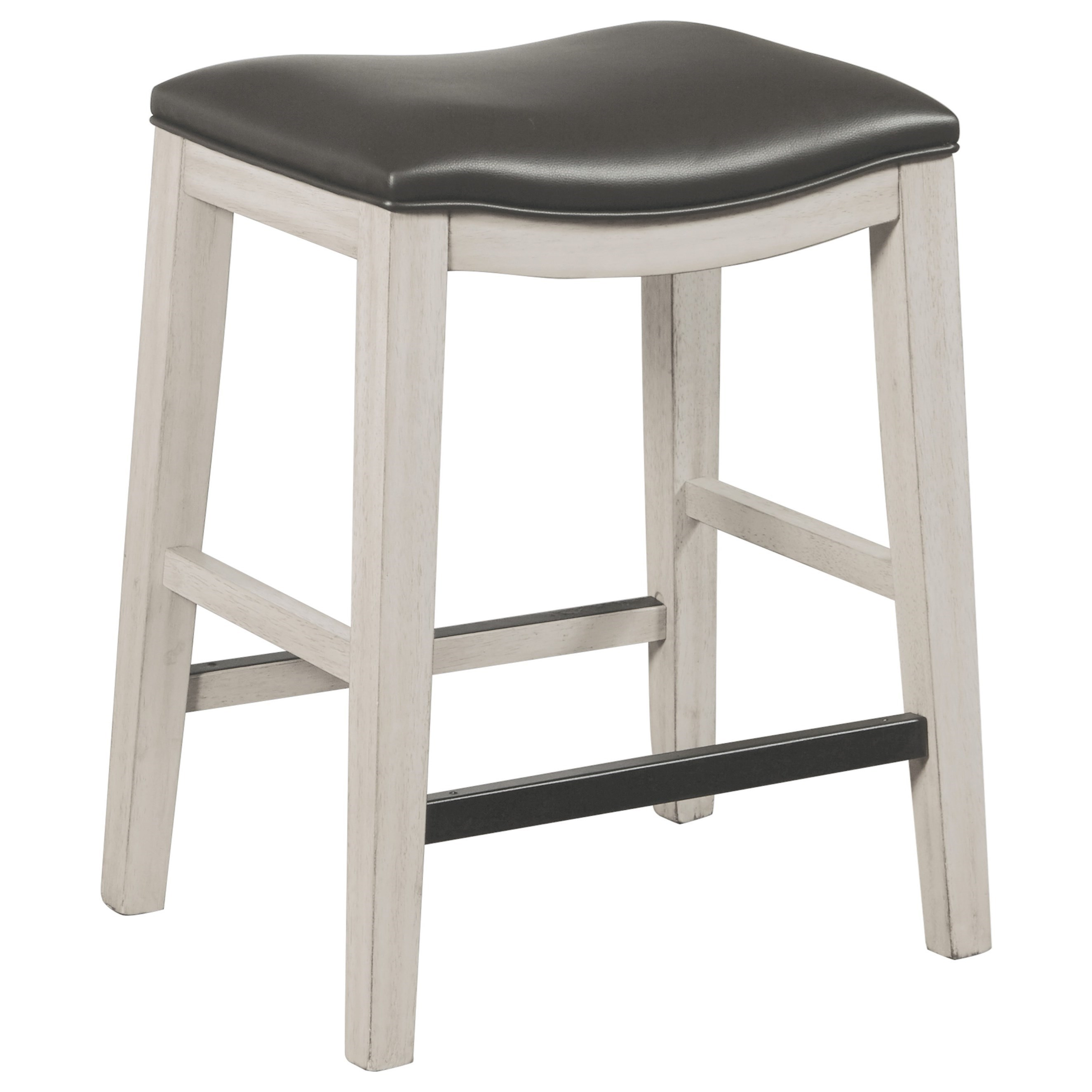 Mayfield Mayfield Backless Stool by Samuel Lawrence at Morris Home