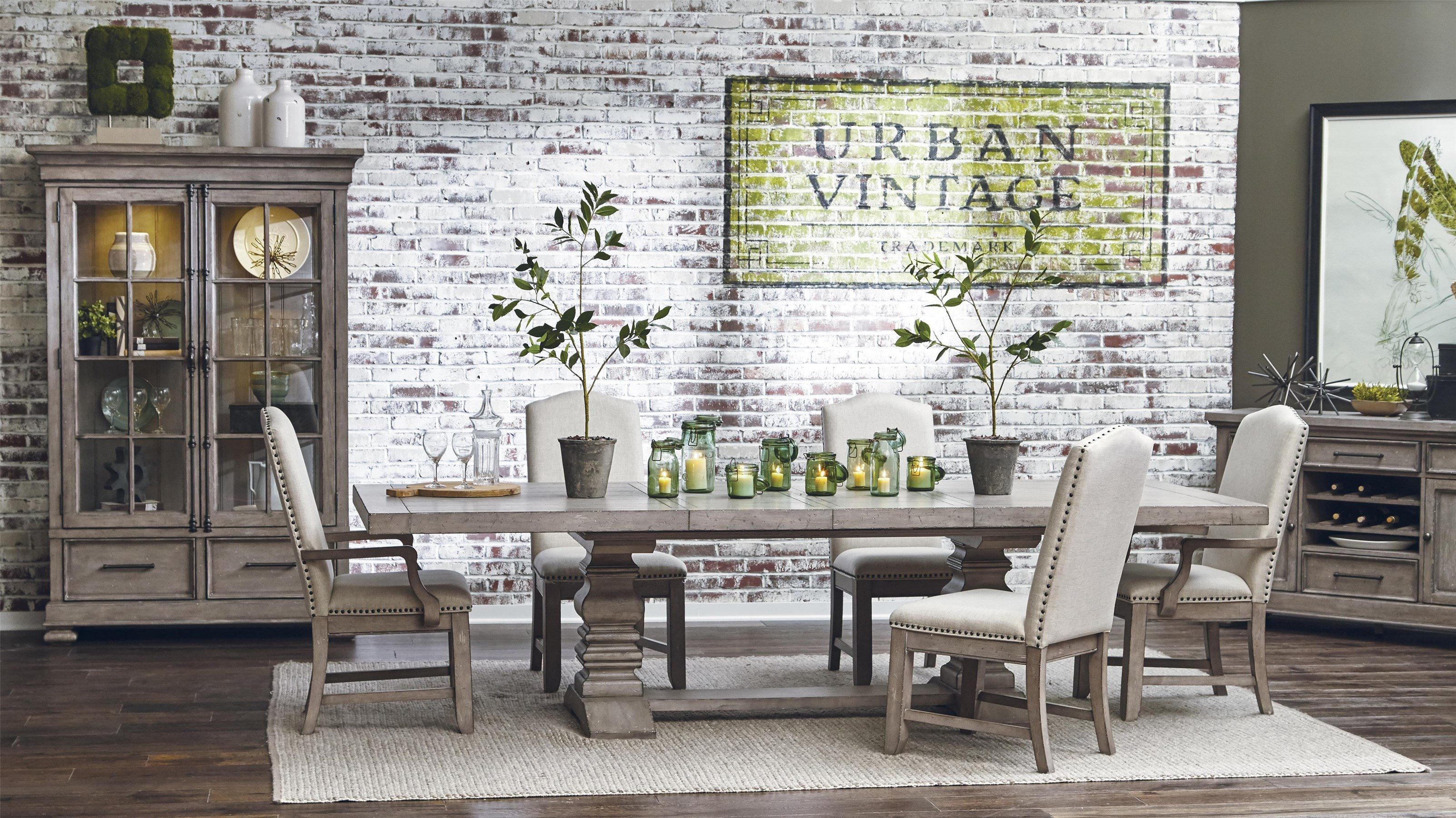 Webster Street 5-Piece Dining Set