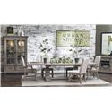 Morris Home Furnishings Webster Street Webster Street 5-Piece Table - Item Number: 358149701
