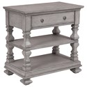 Samuel Lawrence Prospect Hill Bedside Table - Item Number: S082-055