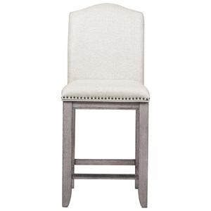 Upholstered Gathering Chair