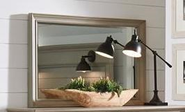 Rhinebeck Waco Mirror by Samuel Lawrence at Morris Home