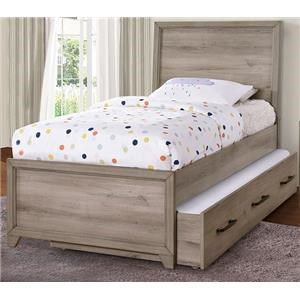 Ash Creek Twin Bed
