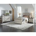Samuel Lawrence Riverwood Twin Bed Room Group - Item Number: S466 T Bedroom Group 2