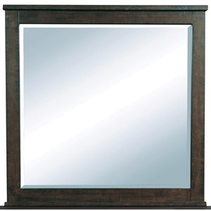 Morris Home Furnishings Rutherford Rutherford Landscape Mirror