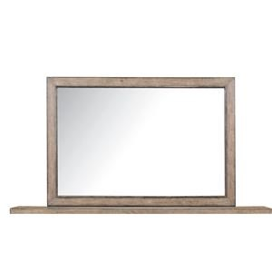 Samuel Lawrence Flatbush Bureau Mirror