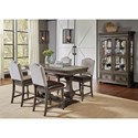 Samuel Lawrence Santa Barbara Casual Dining Room Group - Item Number: S344 Dining Room Group 3