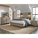 Samuel Lawrence Sausalito California King Bedroom Group - Item Number: S326 CK Bedroom Group 1