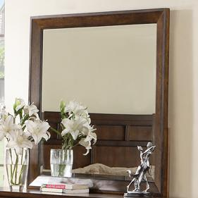 Morris Home Furnishings Bayside Bayside Landscape Mirror