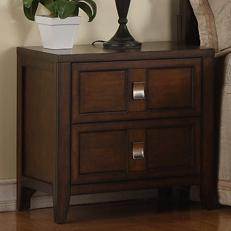 Morris Home Furnishings Bayside Bayside Nightstand