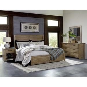 Samuel Lawrence SoHo Twin Bedroom Group
