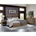 Samuel Lawrence SoHo Full Bedroom Group - Item Number: S077 F Bedroom Group 1
