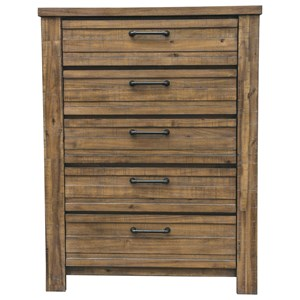 Rutherford Drawer Chest