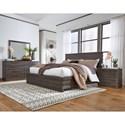 Samuel Lawrence Stakhaus California King Bedroom Group - Item Number: S451 CK Bedroom Group 1