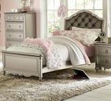 Samuel Lawrence 8471 Sterling 3/3 Bed
