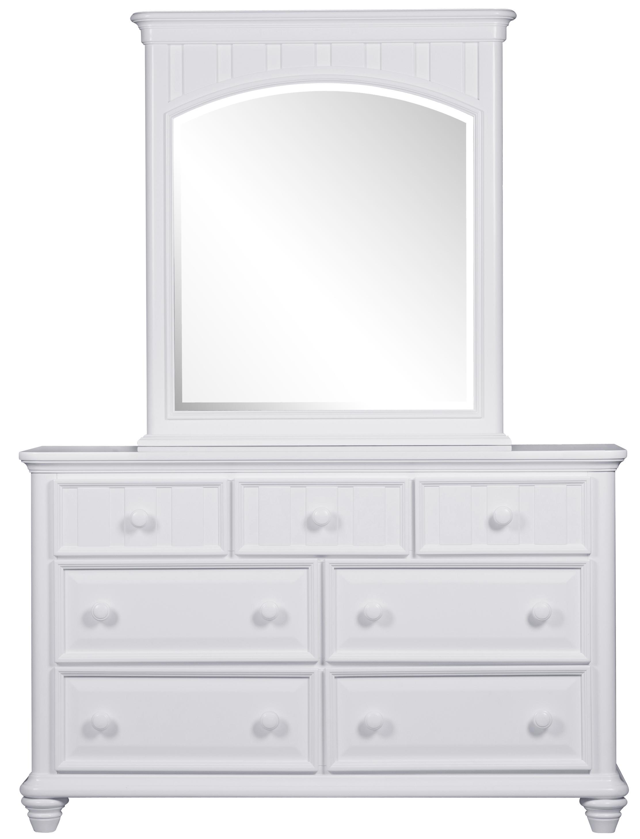 Morris Home Furnishings Shelbourne Shelbourne Dresser - Item Number: 8466-410