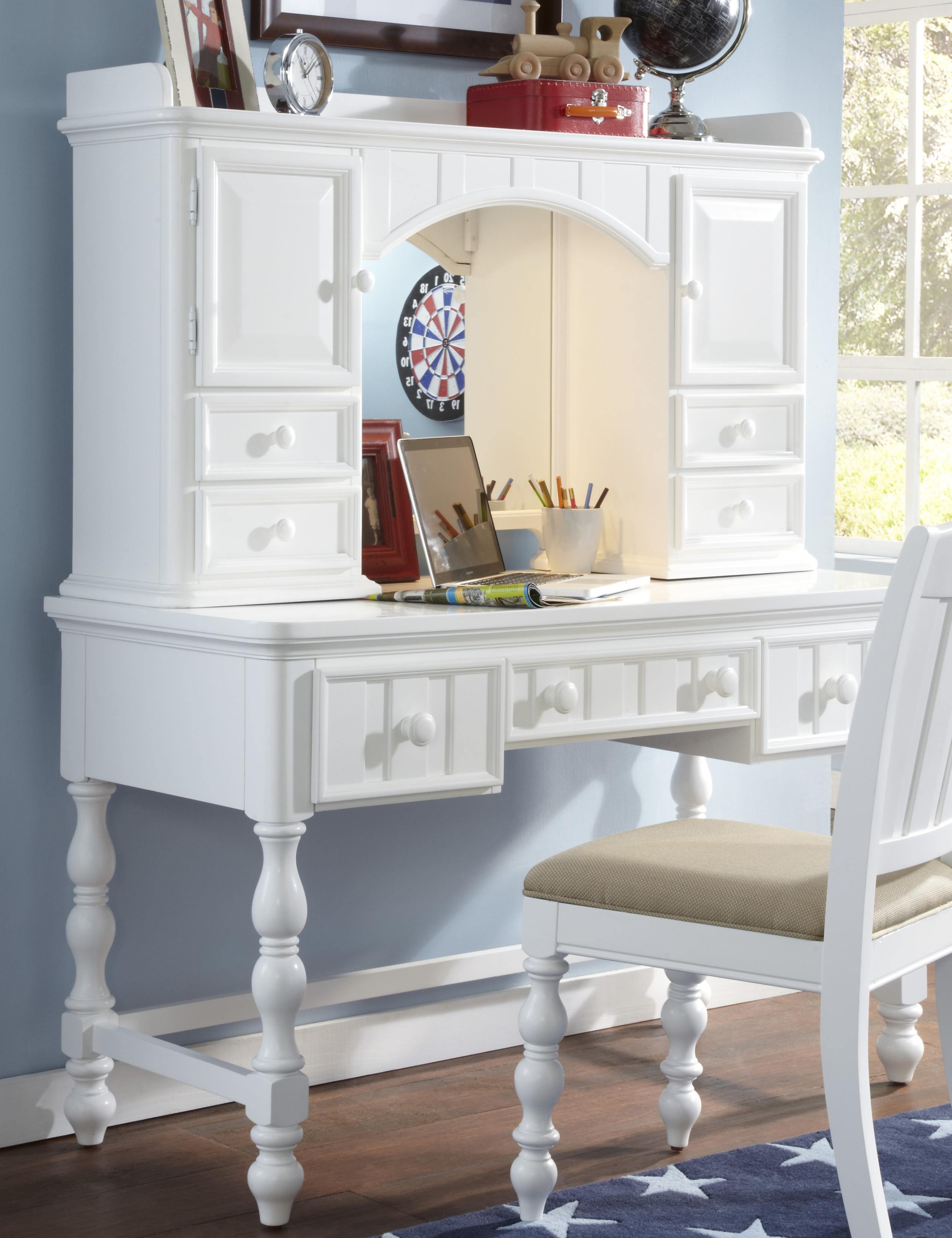 Kidz Gear Campbell Desk with Hutch - Item Number: 8466-414+453
