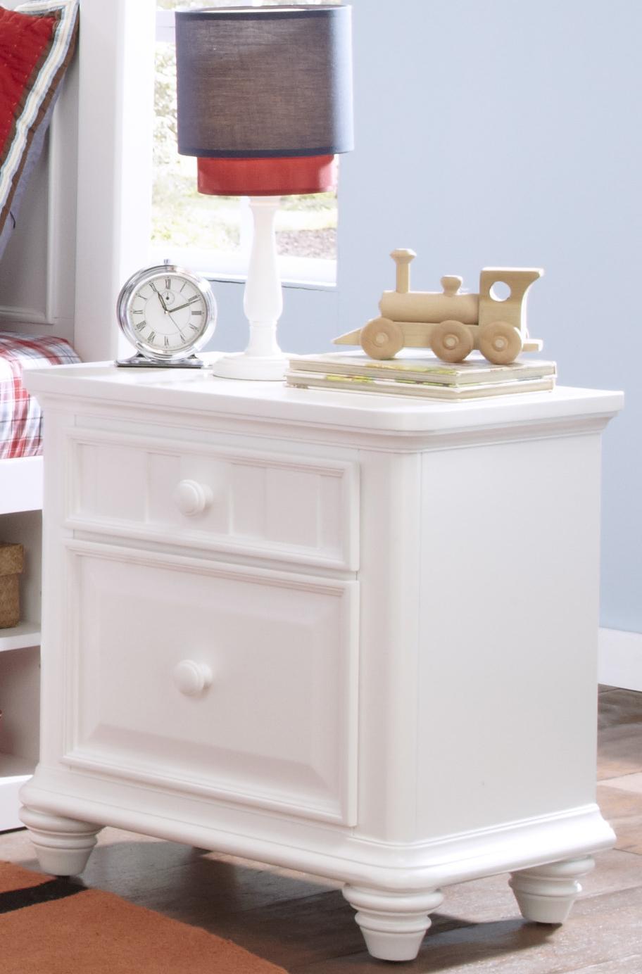 Morris Home Furnishings Shelbourne Shelbourne Nightstand - Item Number: 8466-450