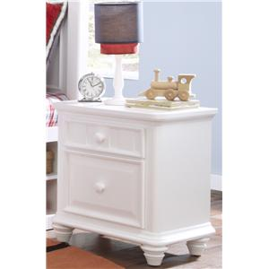 Morris Home Furnishings Shelbourne Shelbourne Nightstand