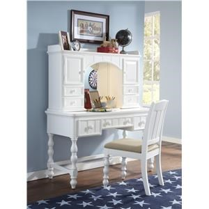 Kidz Gear Campbell Desk, Hutch and Chair