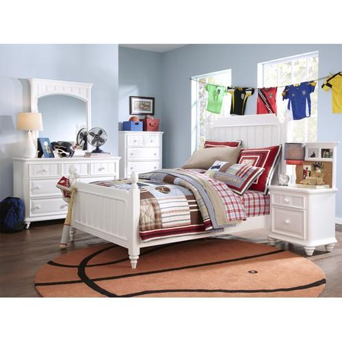 Kidz Gear Campbell Full Bedroom Group - Item Number: Full Bedroom Group A
