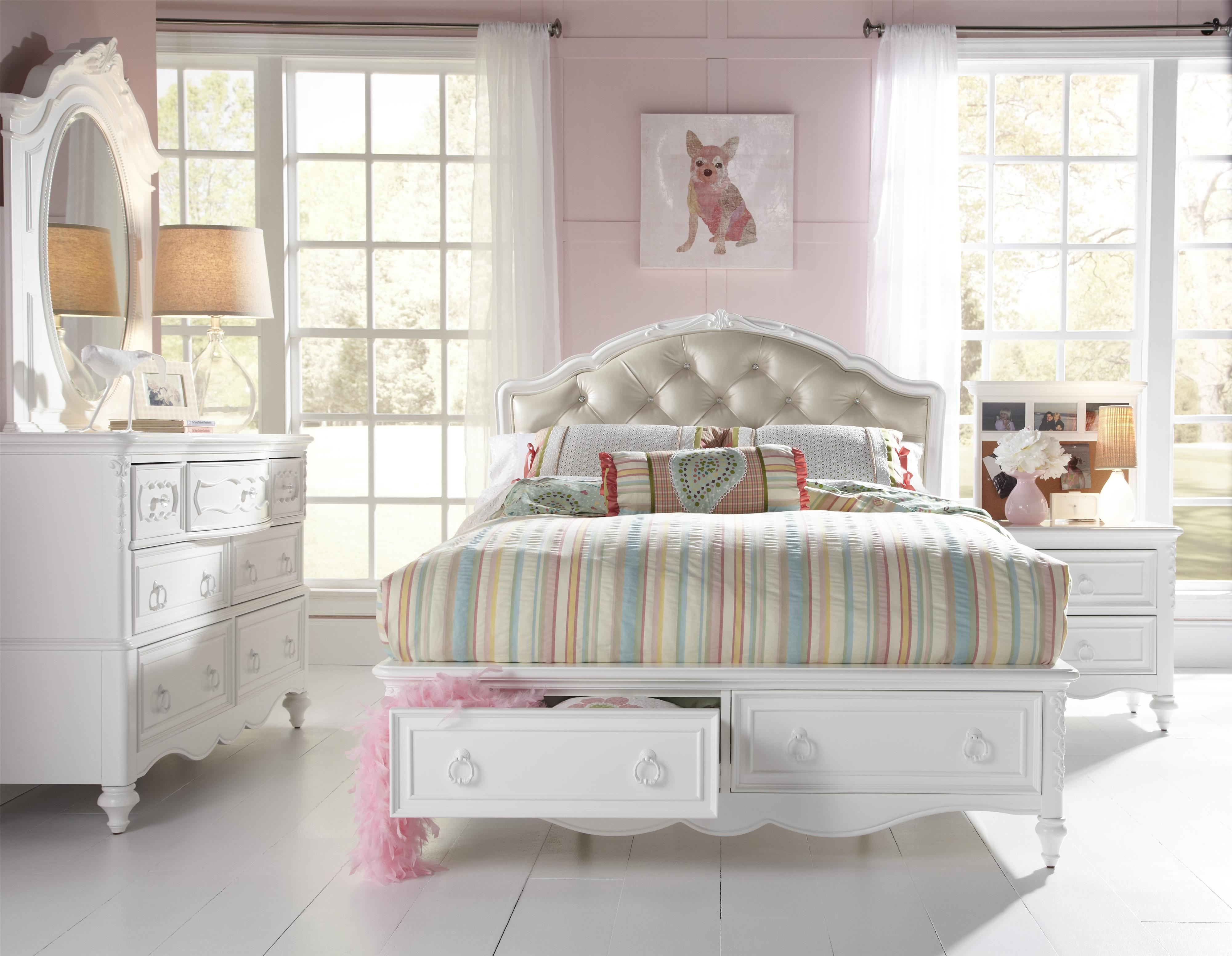 Victorian king storage beds with drawers - Morris Home Furnishings Sarasota Sarasota Full Storage Bed Item Number 8470 637
