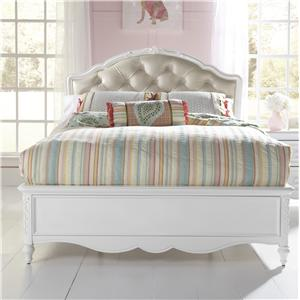 Samuel Lawrence SweetHeart Youth Youth Full Upholstered Bed