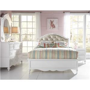 Samuel Lawrence SweetHeart Youth 4-PC Full Bedroom