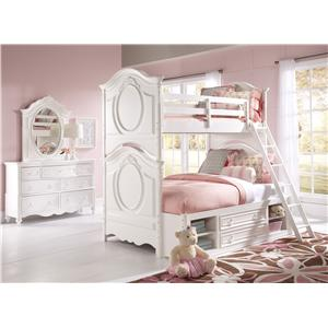 Kidz Gear Eleanor Bunk Bed
