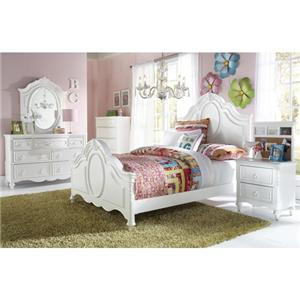 Kidz Gear Eleanor Full Bedroom Group