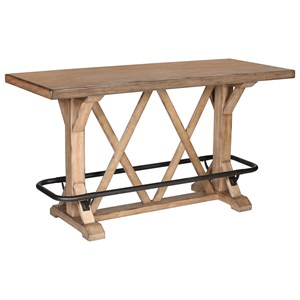 Conversation Bar Table