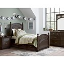 Samuel Lawrence Tundra Twin Bedroom Group - Item Number: S384 T Bedroom Group 4