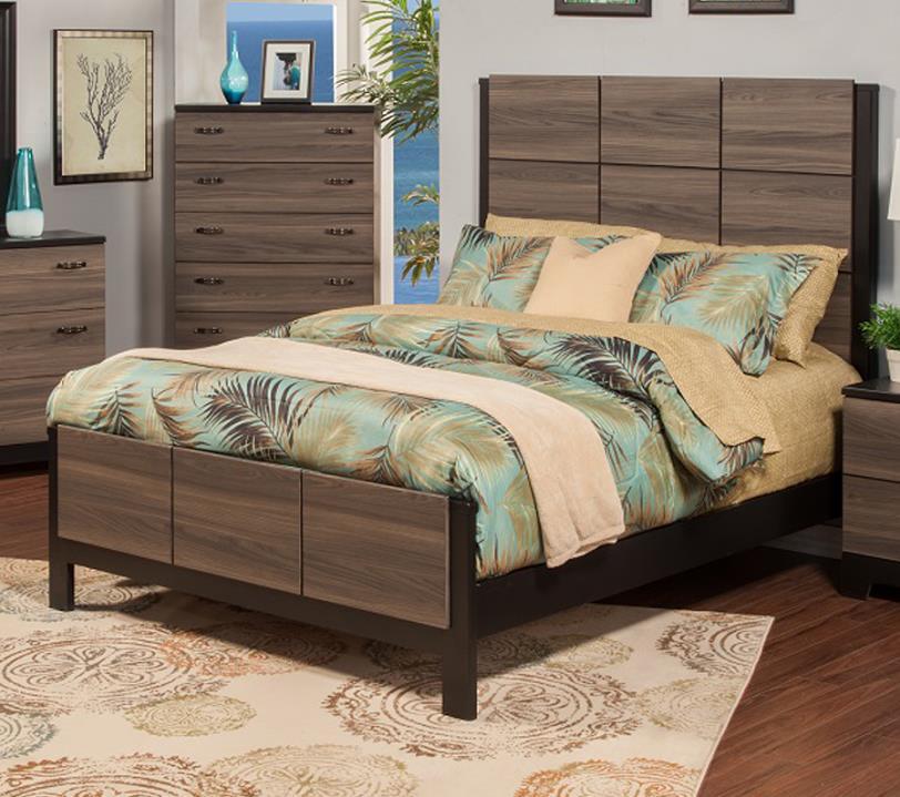 Sandberg Furniture 438 438 Queen Bed - Item Number: 4381